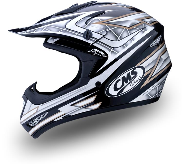 cms kinder motocross helm honda st p lten. Black Bedroom Furniture Sets. Home Design Ideas