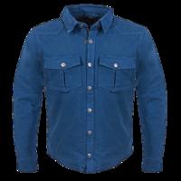 Kevlar-Hemd blau vorne